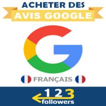 Acheter des Avis Google