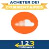Acheter des Commentaires Soundcloud