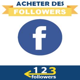 Acheter des Followers Facebook