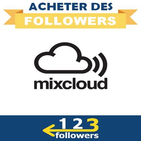 Acheter des Followers Mixcloud