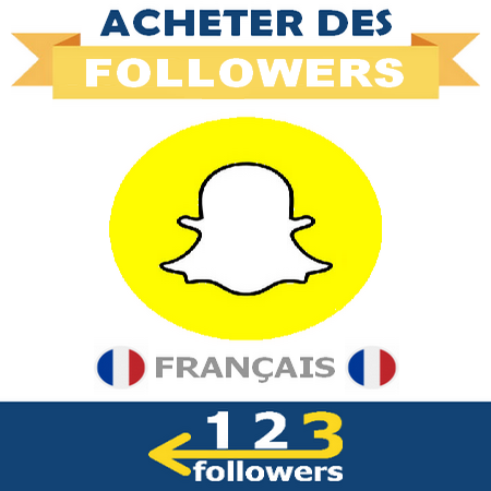 Acheter des Followers Snapchat