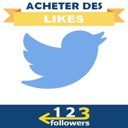 Acheter des Likes Twitter