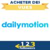Acheter des Vues Dailymotion