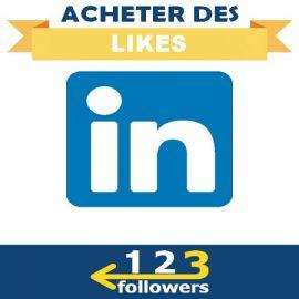 Acheter des Likes LinkedIn